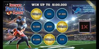 online football lottery