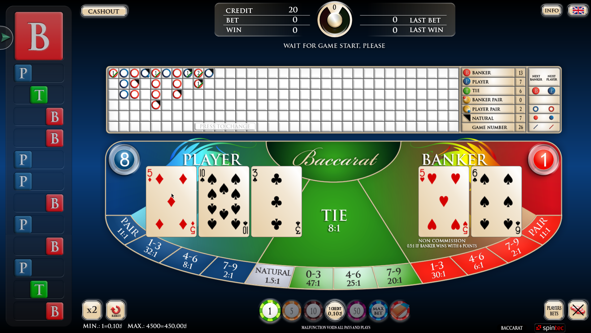 Here's how to play Baccarat game like a pro   ReachCasino ...